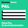 Logo of the podcast P With Pimm Fox and Lisa Abramowicz