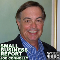 Logo du podcast Adam Berkowitz of Pharmapacks, who will be at the WCBS Small Business Owners Breakfast, talks about…