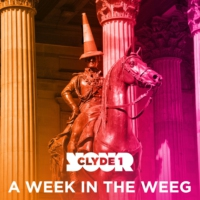 Logo of the podcast Week in the Weeg - Sara Sheridan