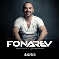 Logo du podcast Fonarev - Digital Emotions # 362. Cosmic Gate - AXE Promo DJ.