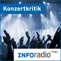 Logo of the podcast Konzertkritik | Inforadio