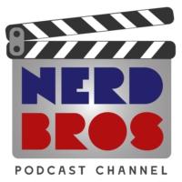 Logo of the podcast Nerd Bros Podcast