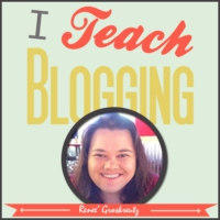Logo of the podcast I Teach Blogging: Blogging   WordPress