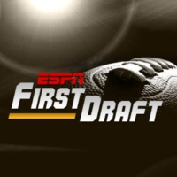 Logo of the podcast ESPN - First Draft