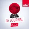 Logo of the podcast Journal de 13h (week-end)