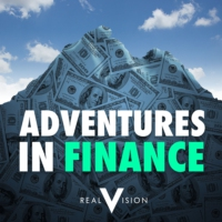 Logo of the podcast Adventures in Finance: A Real Vision Podcast