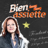 Logo of the podcast Bien dans son assiette (2016-04-12)