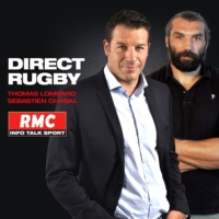 Logo du podcast Direct Rugby