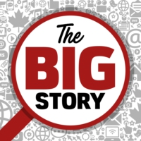 Logo du podcast The Big Story