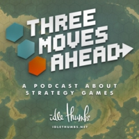 Logo of the podcast Three Moves Ahead