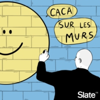 Logo of the podcast Caca sur les murs