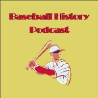 Logo of the podcast Baseball History Podcast