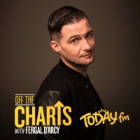 Logo of the podcast Off The Charts with Fergal D'Arcy