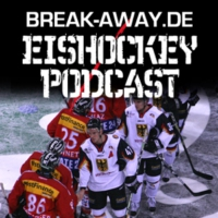 Logo of the podcast Break-Away.de Eishockey-Podcast
