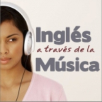 Logo du podcast 01 Aprender ingles con musica - significado de whether