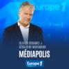 Logo of the podcast Europe 1 - Mediapolis