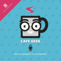 Logo of the podcast CafeGeek