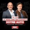 Logo of the podcast Le weekend des experts : Votre auto