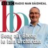 Logo of the podcast Beag air Bheag