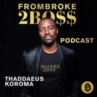 Logo of the podcast FROMBROKE2BOSS - Der Weg zum EUROPEAN DREAM