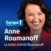 Logo du podcast Le billet d'Anne Roumanoff