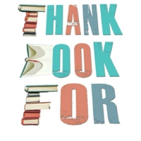 Logo of the podcast ThankBookFor's tracks