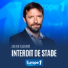 Logo of the podcast Interdit de stade - Julien Cazarre