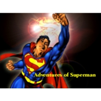 Logo of the podcast Adventures of Superman Podcast
