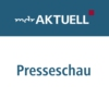 Logo of the podcast MDR AKTUELL Presseschau