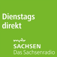 Logo of the podcast MDR SACHSEN - Dienstags direkt