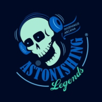 Logo of the podcast Astonishing Legends