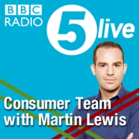 Logo du podcast BBC Radio 5 live - Consumer Team with Martin Lewis