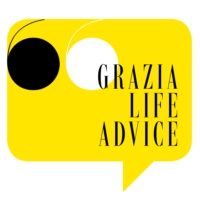 Logo of the podcast Grazia Life Advice