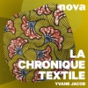Logo of the podcast La Chronique Textile
