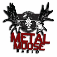 Logo of the podcast MOOSE REVIEWS BANDS