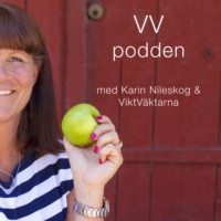 "Logo of the podcast Avsnitt 7: ""Mitt liv som vegetarian"" med Cecilia Nilsson"