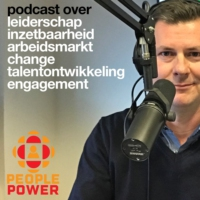 Logo du podcast People Power Podcast - Over de kracht van mensen in organisaties