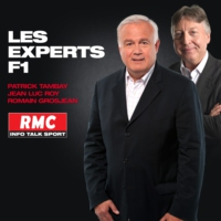Logo du podcast RMC : 16/04 - Les Experts F1 - Grand Prix de Bahreïn - 18h30-19h