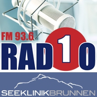 Logo of the podcast Radio 1 - Work-Life-Balancer mit der Seeklinik Brunnen