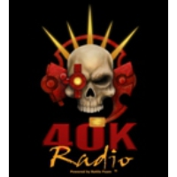 Logo of the podcast 40K Radio - Warhammer 40,000 Internet Radio Talk Show