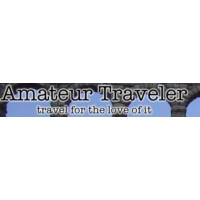 Logo du podcast Amateur Traveler Podcast | travel for the love of it
