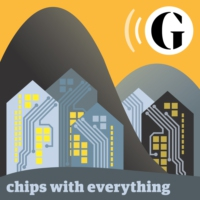 Logo of the podcast Facebook's quinceañera: Chips with Everything podcast