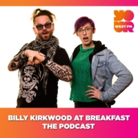 Logo of the podcast Billy Kirkwood at Breakfast