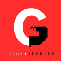 Logo of the podcast Crazy/Genius