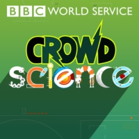Logo du podcast CrowdScience