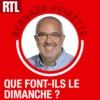 Logo of the podcast Que font-ils le dimanche ?
