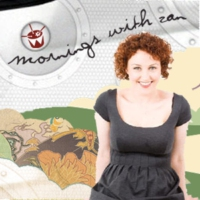 Logo du podcast triple j: Mornings with Zan