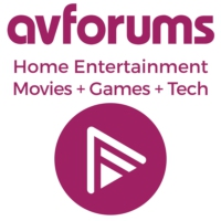 Logo of the podcast AVForums Podcast