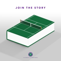 Logo of the podcast Wimbledon - Join The Story