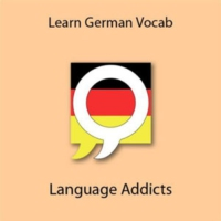 Logo of the podcast Learn German Vocabulary
